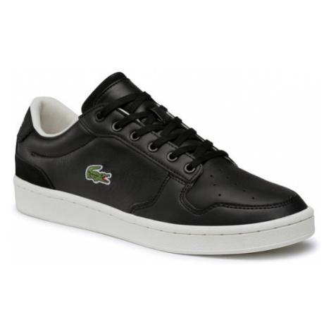 Lacoste Sneakersy Master Cup 0120 1 Sma 7-40SMA0008454 Czarny