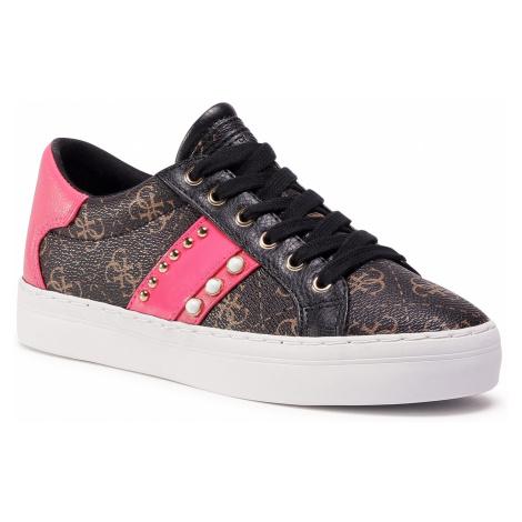 Sneakersy GUESS - Grasey5 FL7GR5 FAL12 BRWPI