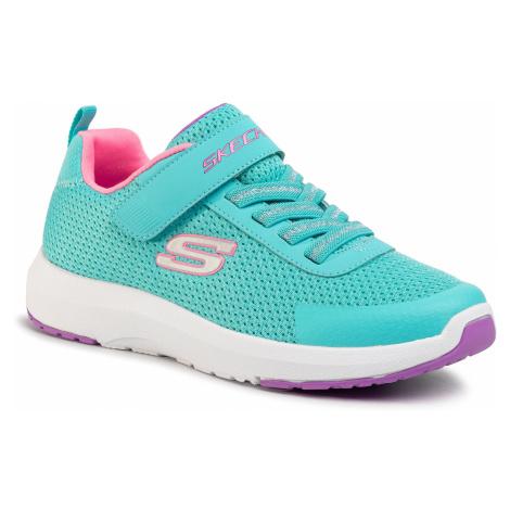 Sneakersy SKECHERS - Hop N' Hike 81365L/TQMT Turquoise/Multi