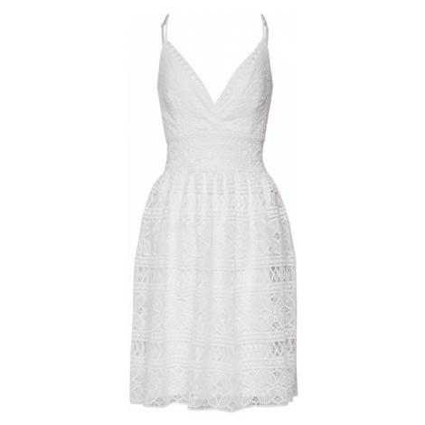 VILA Letnia sukienka 'VIFAZA' biały