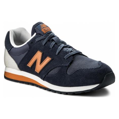 Sneakersy NEW BALANCE - KL520OBY Granatowy