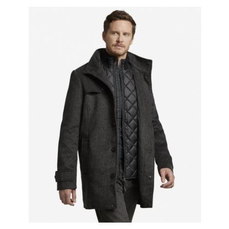 Tom Tailor Płaszcz Szary