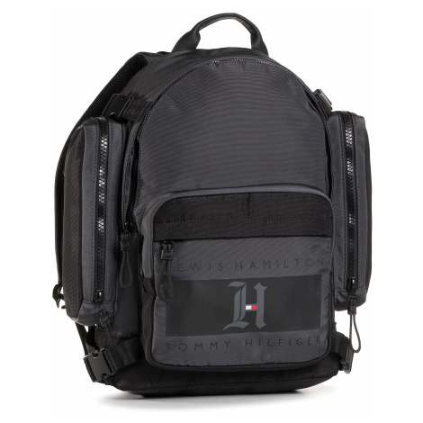 Plecak TOMMY HILFIGER - Lh Nylon Backpack AM0AM06812 OGJ