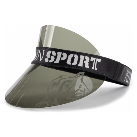 Daszek PLEIN SPORT - Visor Hat 000 MAC0395 STE003N Black 02