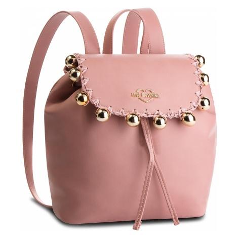 Plecak LOVE MOSCHINO - JC4078PP17LI0600 Rosa