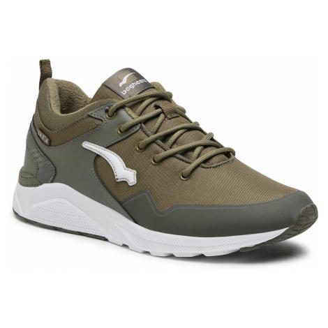 Sneakersy BAGHEERA - Pulse 86422-37 C3408 Green/White