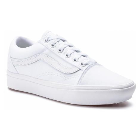Tenisówki VANS - Comfycush Old S VN0A3WMAVNG1 True White/True