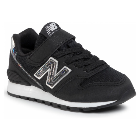 Sneakersy NEW BALANCE - YV996HBK Czarny