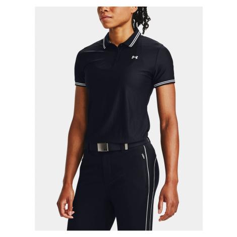 Koszulka Under Armour Zinger Pique Polo-BLK