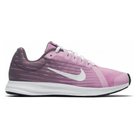 Nike DOWNSHIFTER 8 GS różowy 4.5Y - Obuwie do biegania dziecięce
