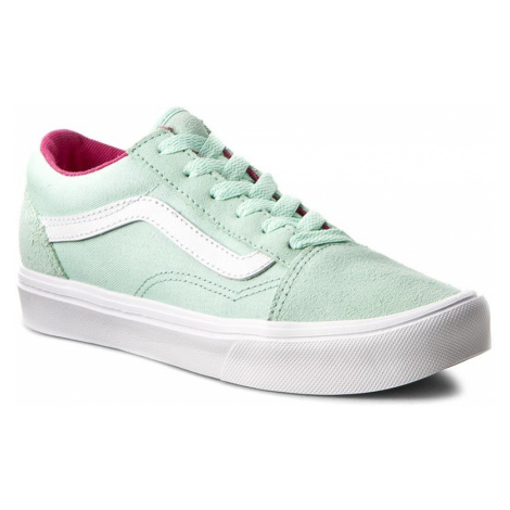 Tenisówki VANS - Old Skool Lite VN0A38HCN0U (Pop) Bay/True White
