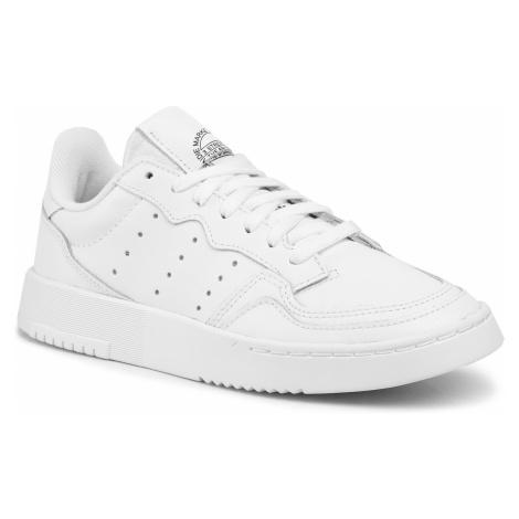 Buty adidas - Supercourt J EE7726 Ftwwht/Ftwwht/Cblack
