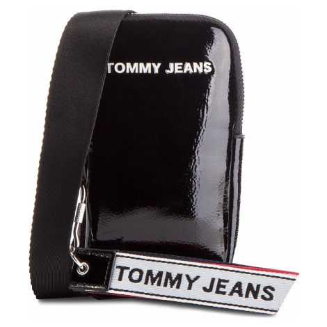 Etui na telefon TOMMY JEANS - Tjw Modern Girl Phone Case Pu AW0AW06380 002 Tommy Hilfiger