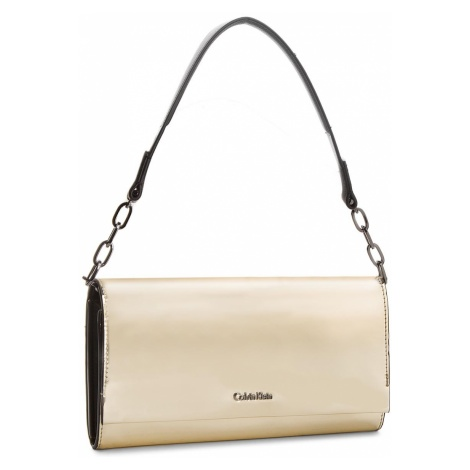 Torebka CALVIN KLEIN - Instant Clutch On Chain Metalic K50K604195 702