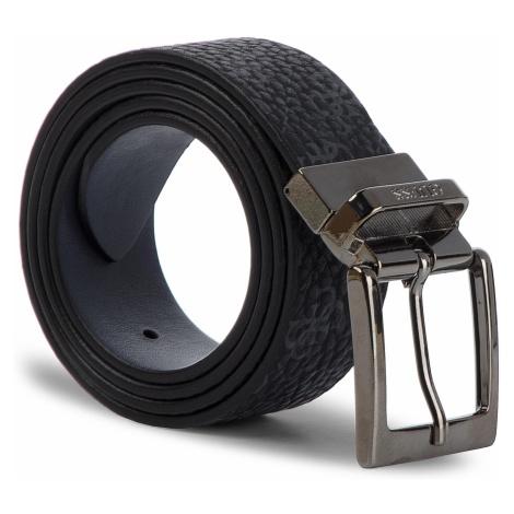 Pasek Męski GUESS - City Logo Belts BM7173 LEA35 BLA