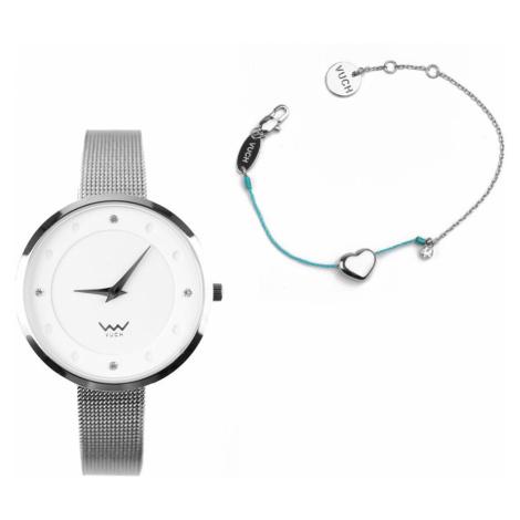 Zestaw zegarka i bransoletki Vuch Shiny Sparkles