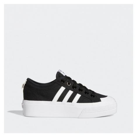 Buty damskie sneakersy adidas Originals Nizza Platform W FV5321