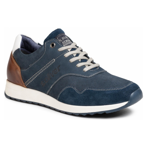Sneakersy S.OLIVER - 5-13626-24 Blue 800