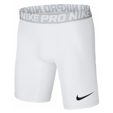 Nike Pro Męskie Białe (838061-100)