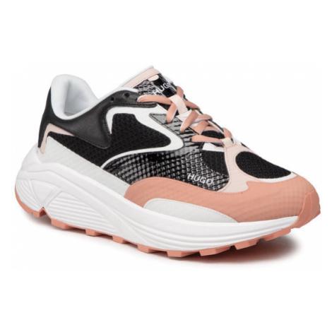 Hugo Sneakersy Horizon 50447306 10233123 01 Czarny Hugo Boss