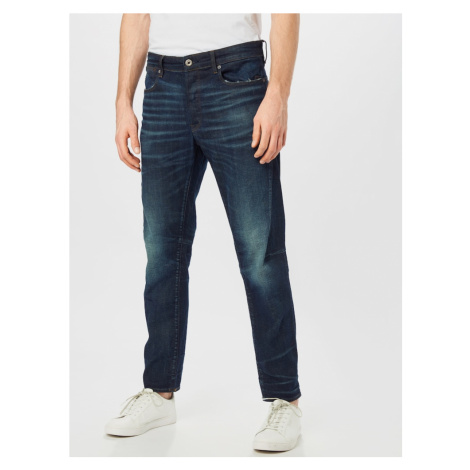 G-Star RAW Jeansy 'Citishield 3D slim tapered' niebieski denim