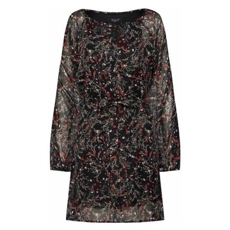 SISTERS POINT Sukienka mieszane kolory / czarny