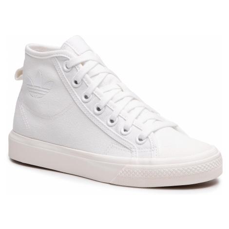 Buty adidas - Nizza Hi B41643 Ftwwht/Ftwwht/Owhite
