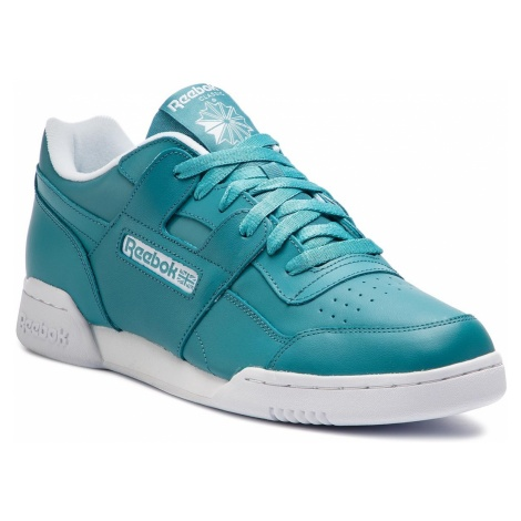 Buty Reebok - Workout Plus Mu DV4313 Mineral Mist/White