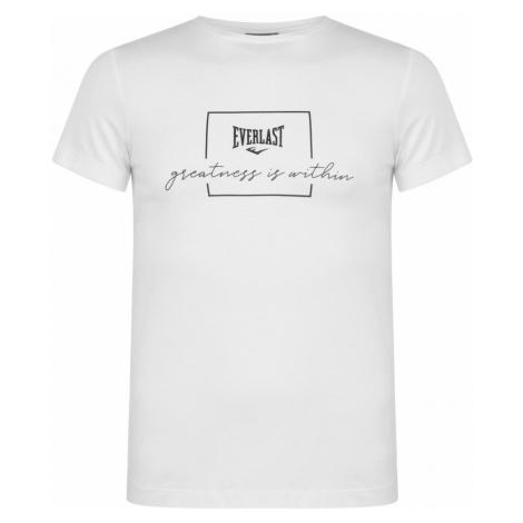 Everlast Graphic T Shirt Ladies