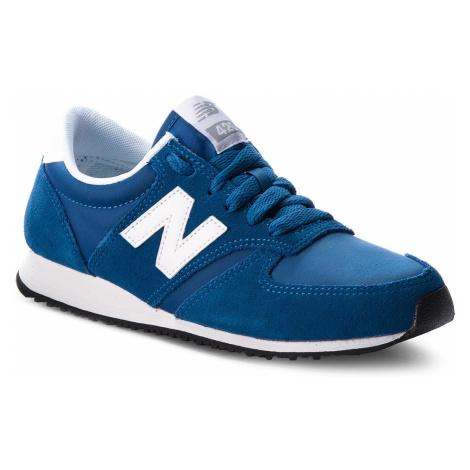 Sneakersy NEW BALANCE - U420BWN Granatowy