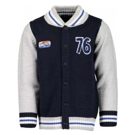 Blue Seven chłopięcy sweter szary/niebieski
