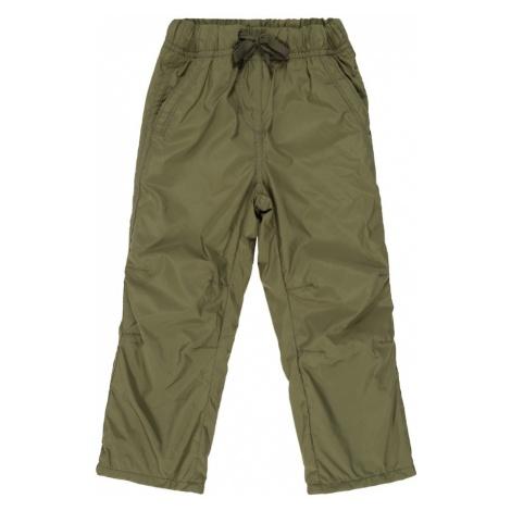 GAP Spodnie 'PLAYGROUND' zielony