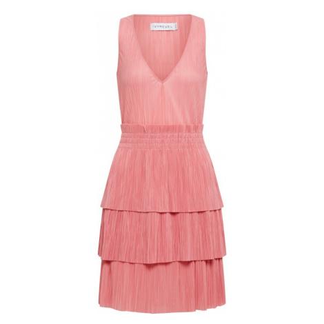 IVYREVEL Sukienka koktajlowa 'LUNA ' różowy pudrowy