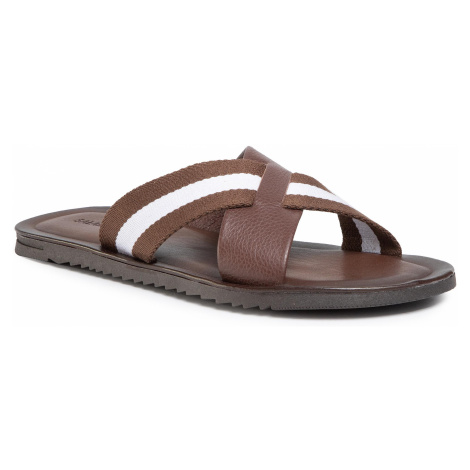 Klapki SALAMANDER - Jamie 31-75107-04 Brown/White