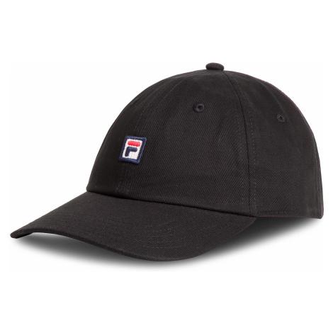 Czapka z daszkiem FILA - Dad Cap Strap Back 686004 Black 002