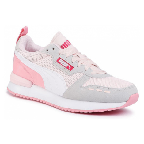 Puma Sneakersy R78 Jr 373616 04 Różowy
