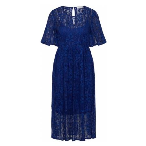 VILA Sukienka niebieski
