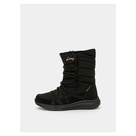 Black Women's Winter Shoes LOAP