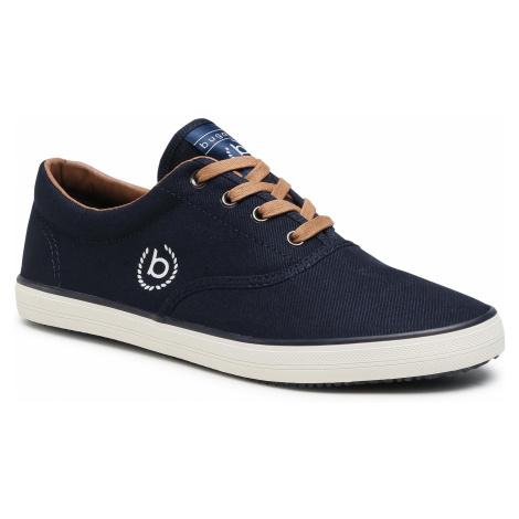 Tenisówki BUGATTI - 325-89801-6900-4100 Dark Blue