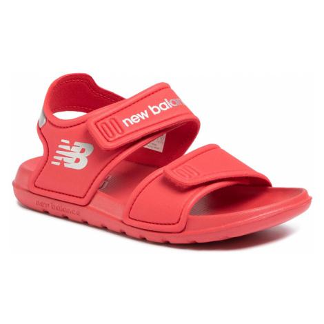 Sandały NEW BALANCE - YOSPSDRD Czerwony