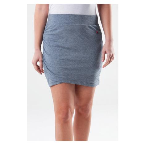 Niebieska spódnica LOAP Abkuna
