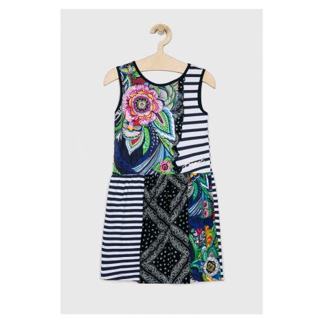 Desigual - Sukienka dziecięca 128 cm
