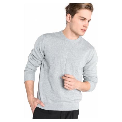 Armani Exchange Sweter Szary