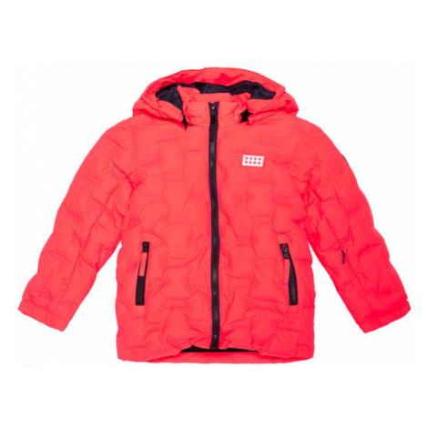 LEGO Wear Kurtka narciarska LwJipe 706 22879 Różowy Regular Fit