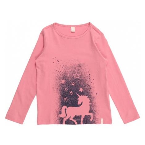 ESPRIT Koszulka 'TEE-SHIRT' różowy pudrowy