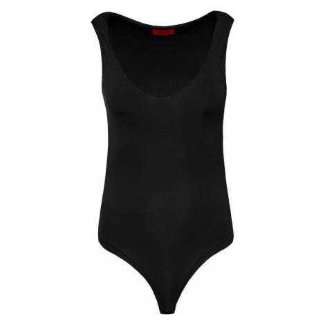 MAX&Co. Body Crescita 79449820 Czarny Regular Fit