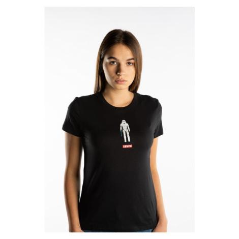 Koszulka Levi's Star Wars Perfect Tee 0907 Black Levi´s