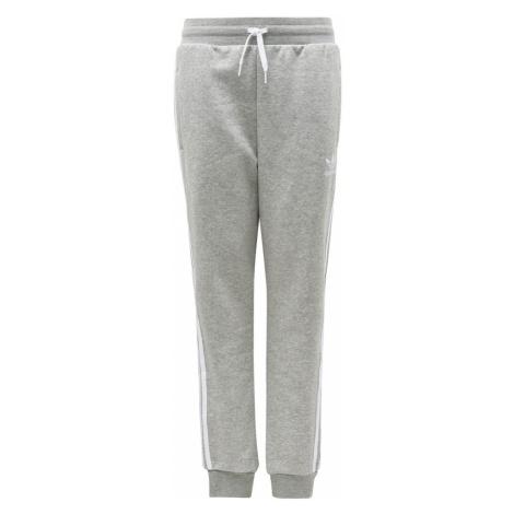 ADIDAS ORIGINALS Spodnie nakrapiany szary