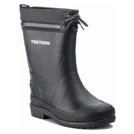 Kalosze TRETORN - Bore Jr 473084 Black 10