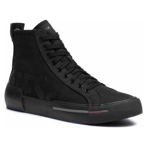 Sneakersy DIESEL - S-Dese Mid Cut Y01994 P0465 T8013 Black